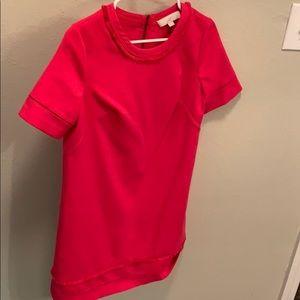 Pink LOFT dress